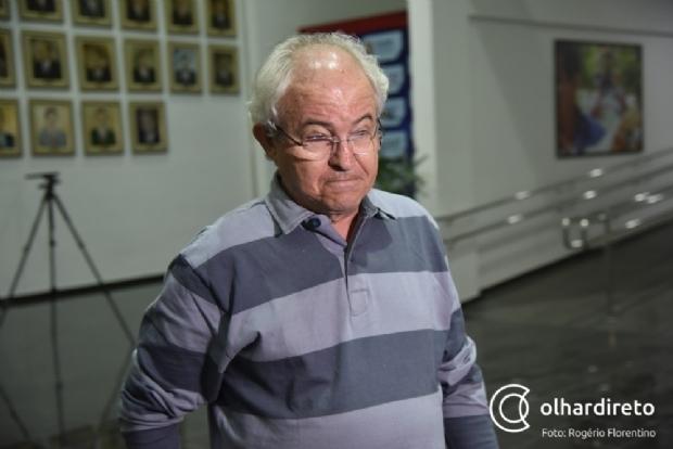 Sachetti descarta aliança com Taques e insiste em Senado na chapa de Mendes