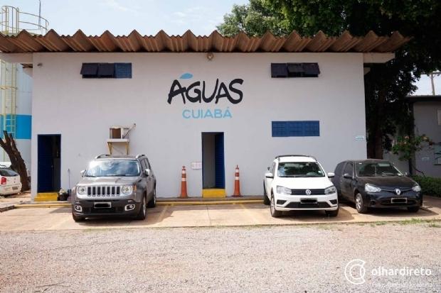 Águas Cuiabá faz obra na Cândido Mariano e abastecimento é afetado