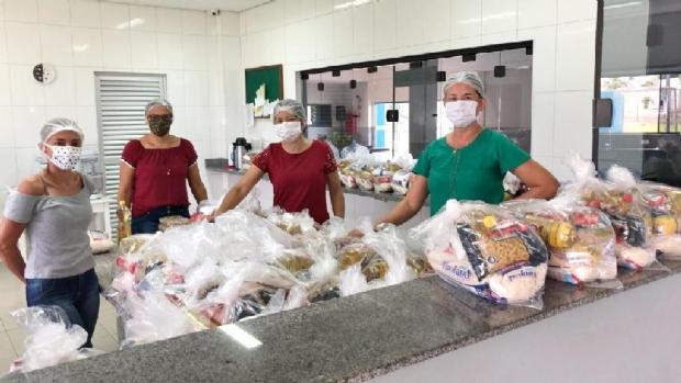 Seduc inicia entrega de Kits de Alimentação Escolar a partir do dia 18
