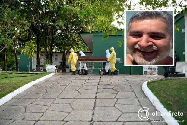 Cunhado de repórter da Globo, ex-servidor morre vítima do novo coronavírus