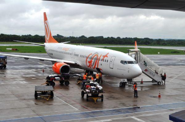 Crise e prejuízos fazem Gol desistir de voo entre Cuiabá e Rio de Janeiro; Azul cancela Campo Grande