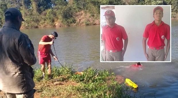 Adolescente pula em rio para salvar irmão e os dois morrem afogados