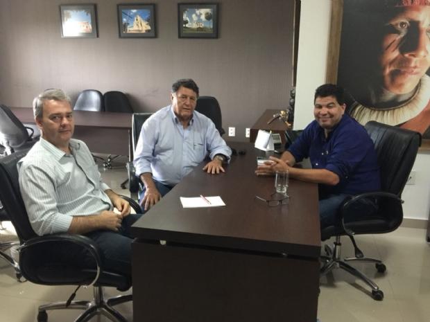 Cidinho avisa que não é candidato e abre quatro meses para Rodrigues Palma no Senado