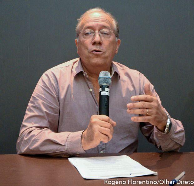 Antonio Preza, vice-presidente da Fehosmt