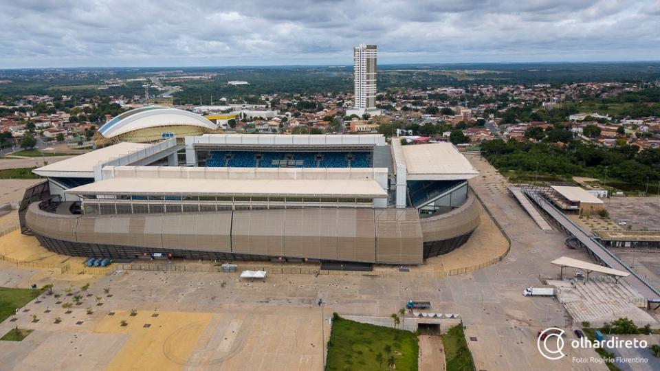 Proximidade com Brasília coloca Cuiabá como favorita para ser uma das sedes da Copa América