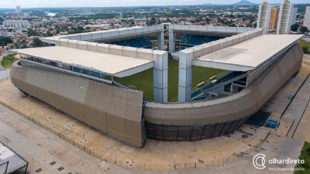 Botafogo recusa proposta para levar jogo contra o Palmeiras para a Arena Pantanal