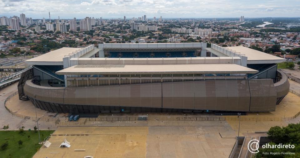 Técnico do Cuiabá cita ônibus lotados e defende volta de público ao estádio com testagem e vacinação