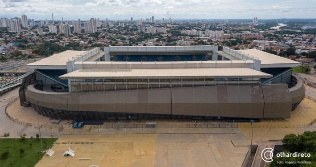Com portões fechados na Arena, Prefeitura se exime de culpa e diz que laudo foi solicitado fora do prazo