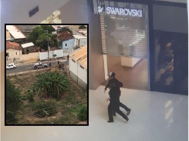 Familiares acusam militares de executar ladrão que roubou Vivara em shopping e PM apura;  veja