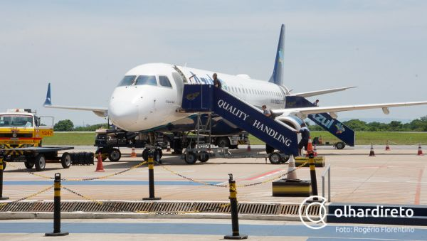 Burocracia pode fazer voo internacional entre Cuiabá e Bolívia ser adiado para 2017