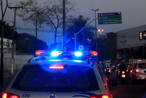 Sesp deflagra operação para cumprir 84 mandados de prisão em Cuiabá e VG