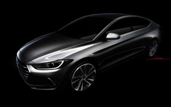 Hyundai antecipa novo Elantra