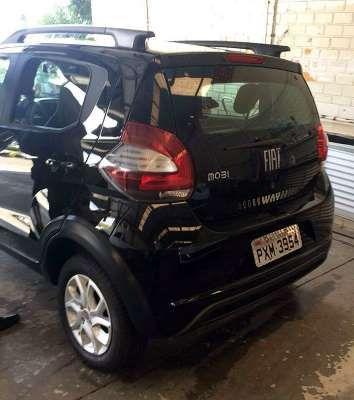 Veja o Fiat Mobi sem disfarces; carro chega em abril