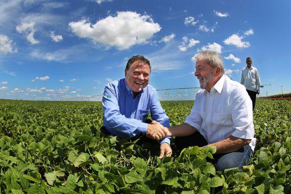 Blairo Maggi pede a Lula tempo para decidir, mas tendência é de que seja candidato a governador de MT