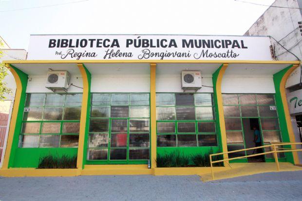 Biblioteca está em nova sede