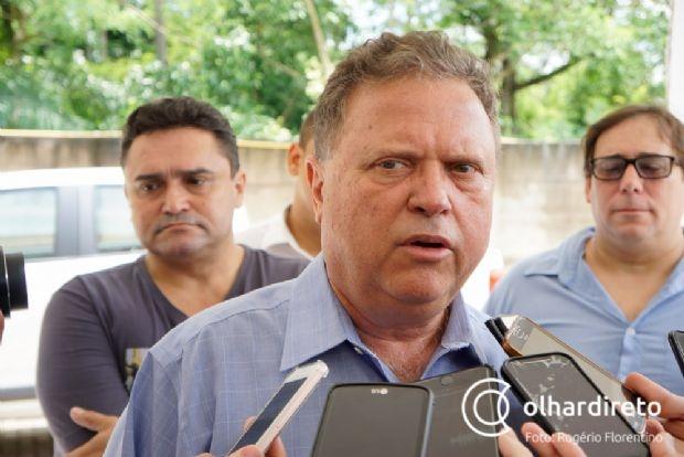Em Sapezal, Blairo chama Mendes de futuro governador; vídeo