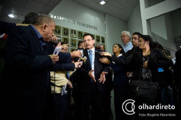 """Após reunião com MP, Botelho afirma que buscará """"meio termo"""" sobre parque da Serra Ricardo Franco"""