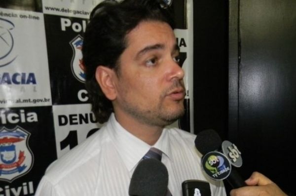 Braulio Junqueira foi impedido de embarcar por estar armado com uma pistola