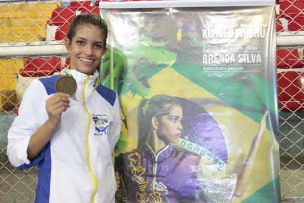 Atleta mato-grossense é destaque em competições nacionais de Kung Fu