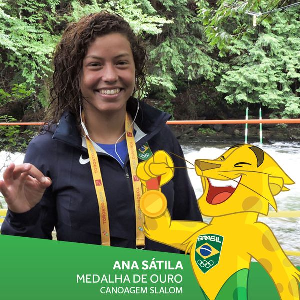 Canoísta mato-grossense conquista o segundo ouro do Estado nos Jogos Pan-Americanos do Canadá