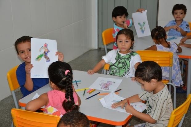 Cerca de 3,5 mil alunos não iniciaram ano letivo em creches e CME'IS de Cuiabá