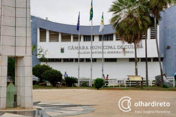 População se mobiliza e agenda protesto para barrar aumento salarial dos vereadores de Cuiabá