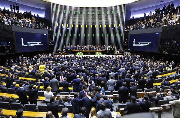 Num primeiro momento, nenhum deputado federal por Mato Grosso assina pedido de cassação de Eduardo Cunha