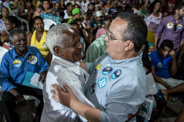 Pedro Taques cumpre extensa agenda e reafirma compromisso de fazer campanha limpa