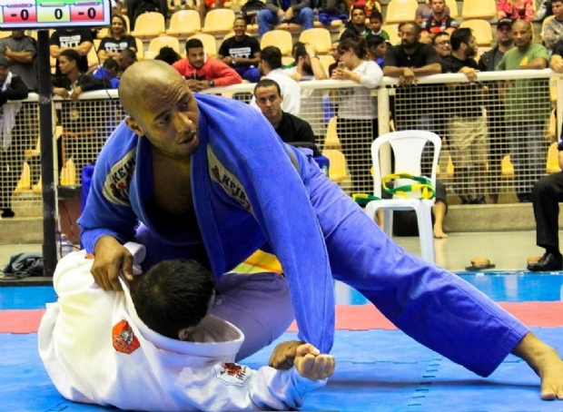 Campeonato internacional de Jiu-Jitsu acontece no domingo em Cuiabá