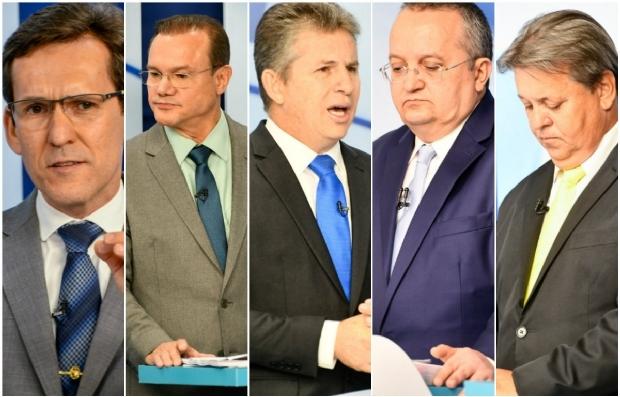Veja  qual a formação dos candidatos ao Governo do Estado