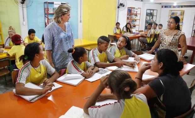 VG inicia período de matriculas com mais de 7 mil vagas em escolas e creches municipais
