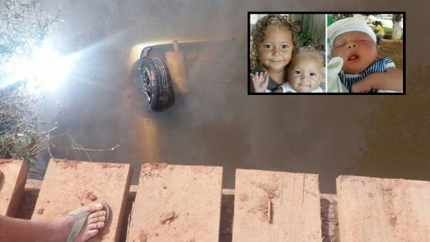 Motorista de Gol que caiu em córrego e causou morte de 3 crianças poderá responder por homicídio