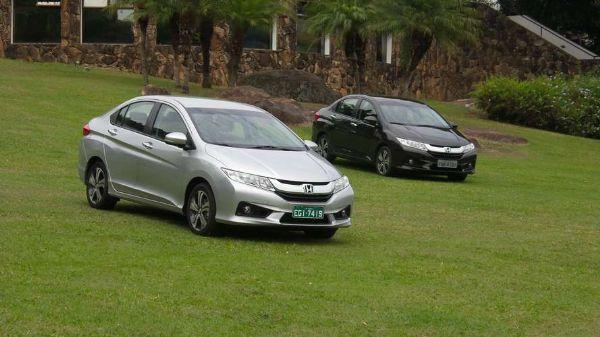 Segunda geração do Honda City chega neste mês; veja versões
