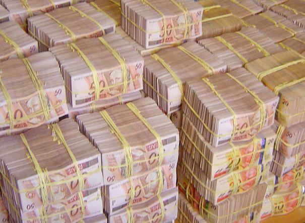 R$65 mi da Mega