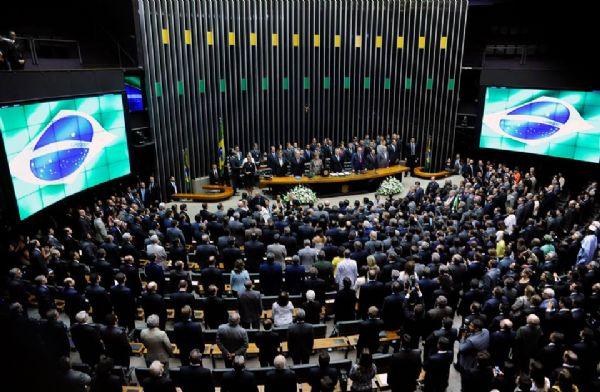 Impeachment passa pela Câmara com votos de seis mato-grossenses; Veja fotos e Vídeos