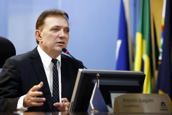 Conselheiro Antonio Joaquim é eleito por unanimidade para presidir TCE 2016/2017