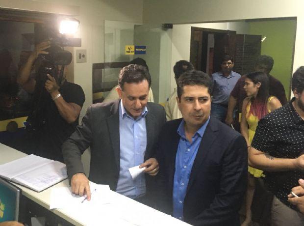 Nilson Leitão nega briga com Taques e não crê em saída do PSDB, mas cita divergência