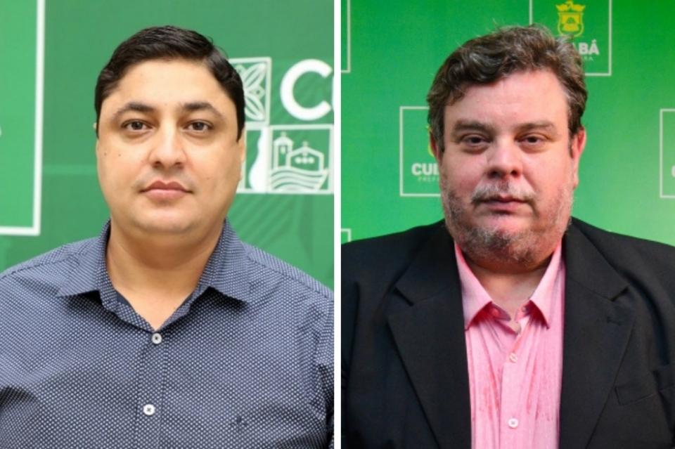 Secretários de Saúde e Gestão da Prefeitura de Cuiabá são afastados do cargo por determinação judicial