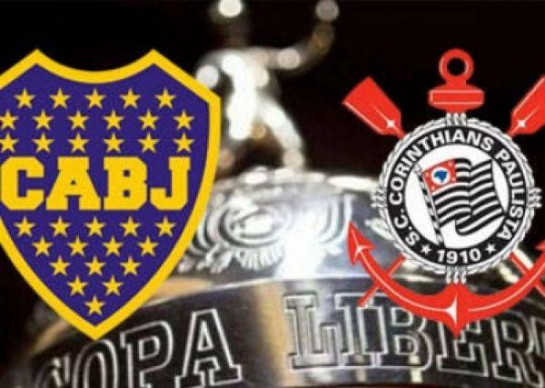 Sua torcida vai para Corinthians ou Boca Juniors na final de hoje à noite?