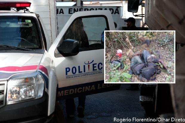 Três corpos são encontrados com mãos e pés amarrados em estado avançado de decomposição