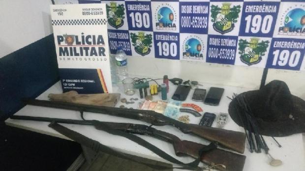 Após tentativa de assalto aos Correios, PM troca tiros com bandidos e um acaba preso