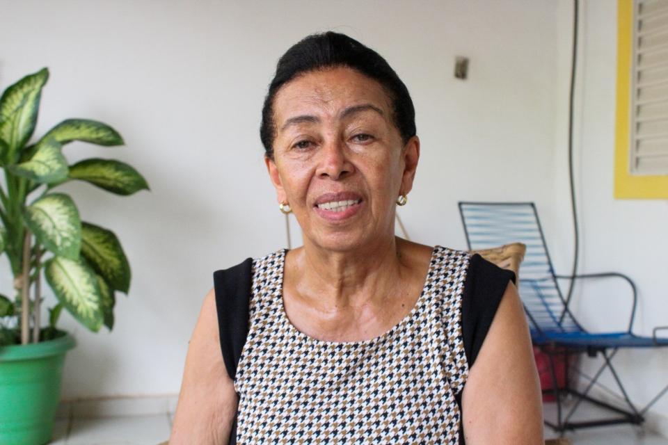 Com 40 anos de dedicação, técnica de enfermagem de Cuiabá é indicada ao Prêmio Anna Nery