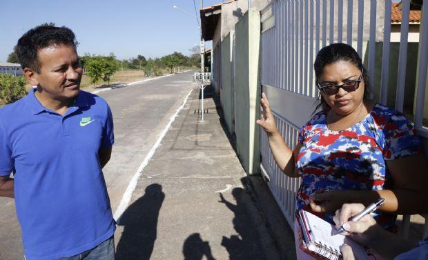 administração municipal realiza trabalhos voltados para atender a população local