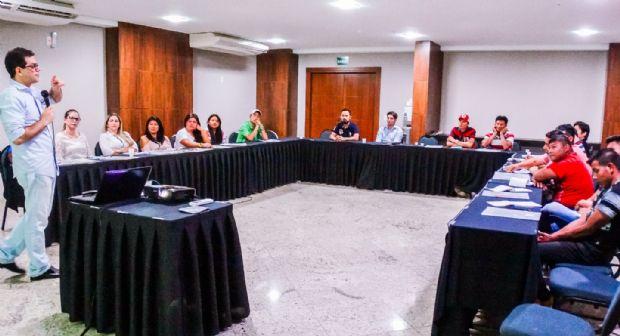 Equipe de saúde bucal indígena de Cuiabá passa por capacitação com apoio do CRO-MT