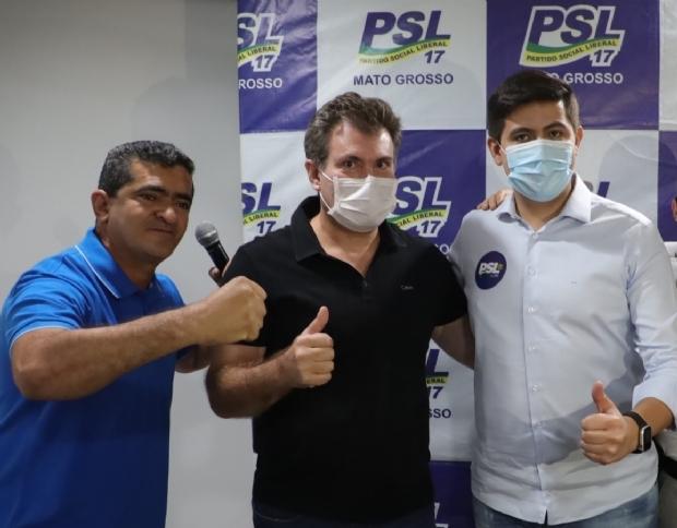 Professor LAC renuncia à candidatura de vice na chapa de Aécio Rodrigues