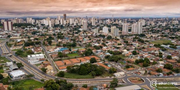 Tarde de quarta-feira foi a mais quente do ano em Cuiabá, aponta Inmet