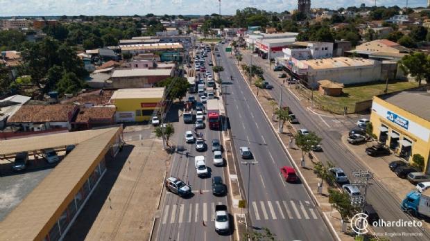 Blitz com leitor de placa pega um veículo irregular a cada 30 segundos em Cuiabá; fotos e vídeo