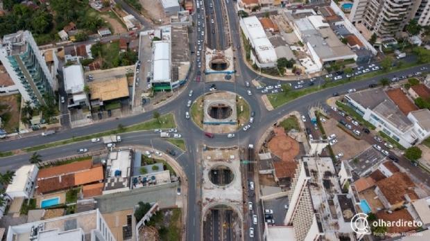 Viadutos devem começar a ser construídos em abril de 2022; um será por cima de trincheira