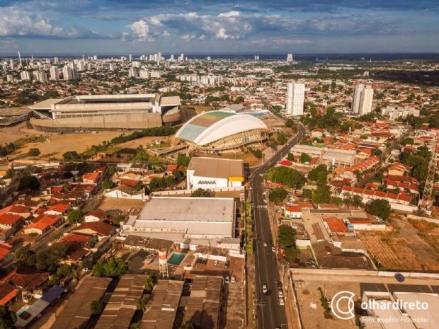 Quatro anos após a Copa em Cuiabá, veja situação das principais obras; fotos