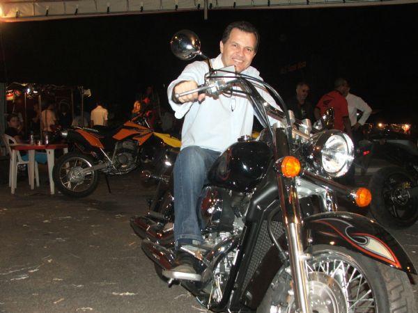 Silval já esteve no Motorcycle de Barra cuja edição 2012 começa hoje